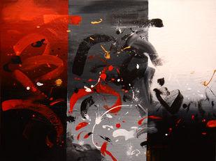 Untitled Artwork By Niladri Paul
