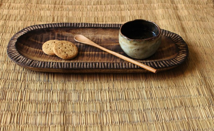long platter Platter By TARU