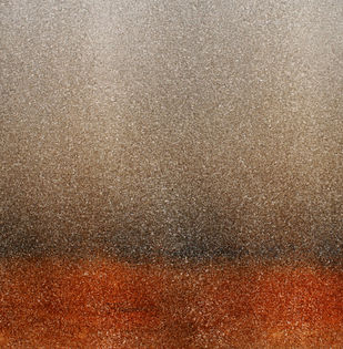 aroma4 by Mohd Naseem khan, Abstract Painting, Acrylic on Canvas, Brown color