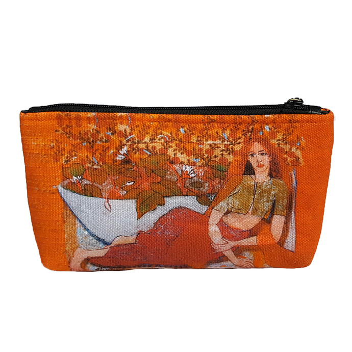 Shubha Gokahle Pouch Bags By indian-colours