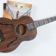 Guitar magazine wallholder