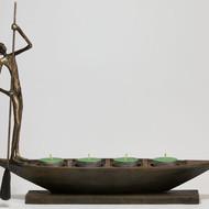 Boat tlightholder