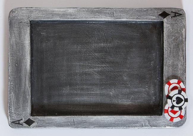 Card Tray Tray By THE ART SPA