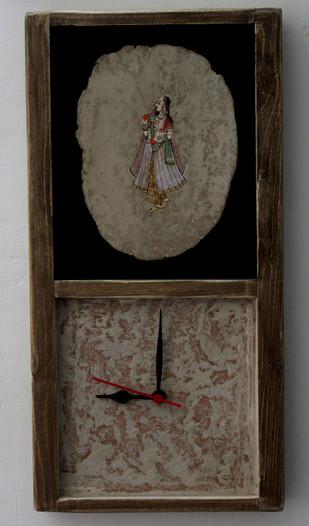 queen clock Clock By Aranya Earthcraft