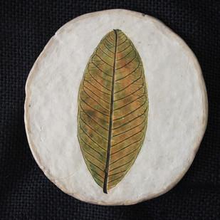 guava leaf Serveware By Aranya Earthcraft