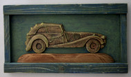 vintage car Artifact By Aranya Earthcraft