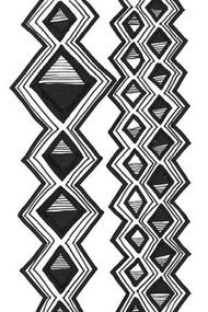 Mud Cloth Study I Digital Print by Stramel, Renee W.,Folk