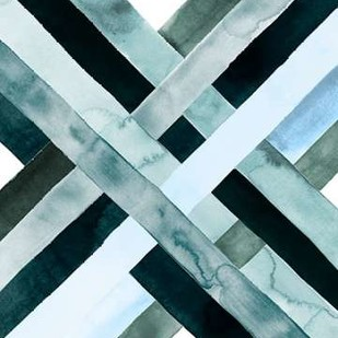 Watercolor Weave I Digital Print by Popp, Grace,Decorative