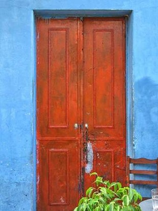Doors Abroad III Digital Print by Miamee, Golie,Decorative