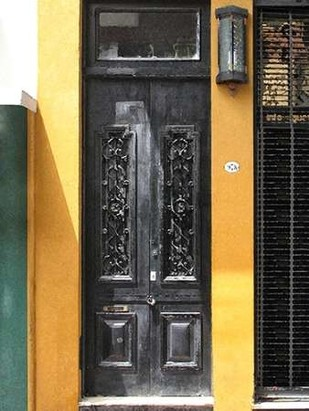 Doors Abroad II Digital Print by Miamee, Golie,Digital