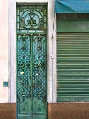 Doors Abroad I Digital Print by Miamee, Golie,Decorative
