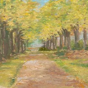 Fall Path III Digital Print by Harper, Ethan,Impressionism