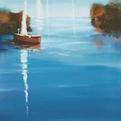 Set Sail 10 Digital Print by Dag, Inc.,Impressionism