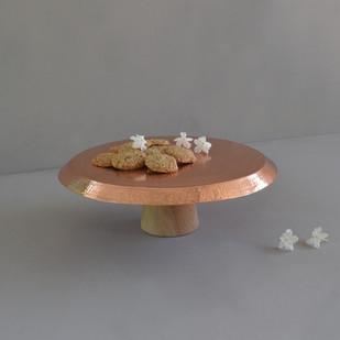 Regal Pastry Stand Serveware By Studio Coppre