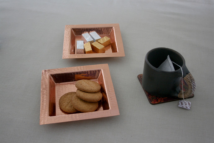 Square Platter Serveware By Studio Coppre