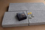 Bidri Miniature Box - Haati Decorative Box By Studio Coppre