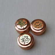 Indus Flora Miniature Box Set Decorative Box By Studio Coppre