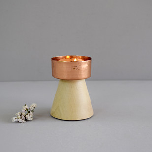Twilight T-Light and Votive Holder By Studio Coppre