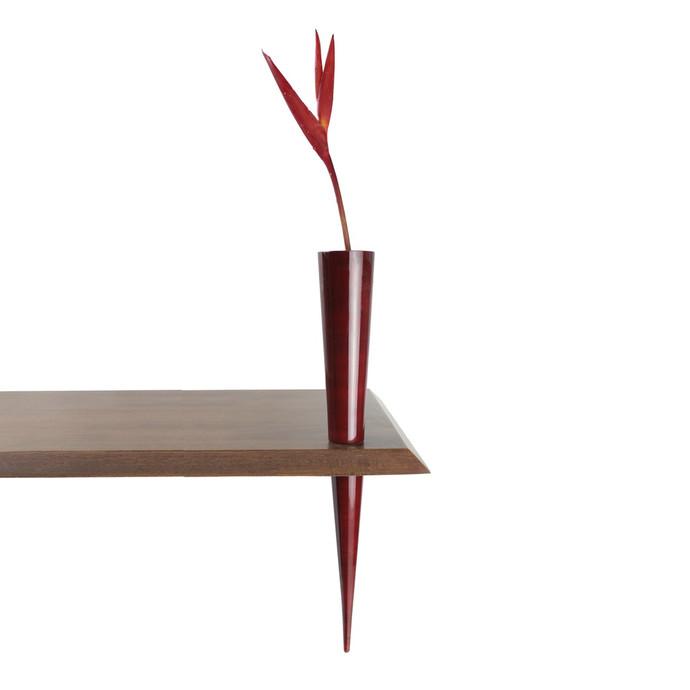 Aalvaze Red Decorative Vase By Studio Abd Mojarto 227871