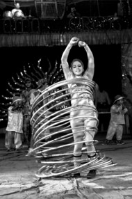 Circus 8 by Hari Mahidhar, Image Photography, Digital Print on Archival Paper, Gray color