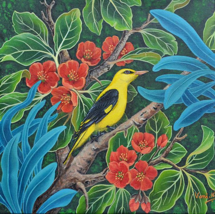 Oriole By Vani Chawla
