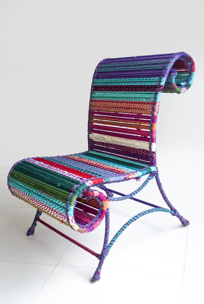 Athena Chair - Alice In Wonderland Furniture By Sahil & Sarthak