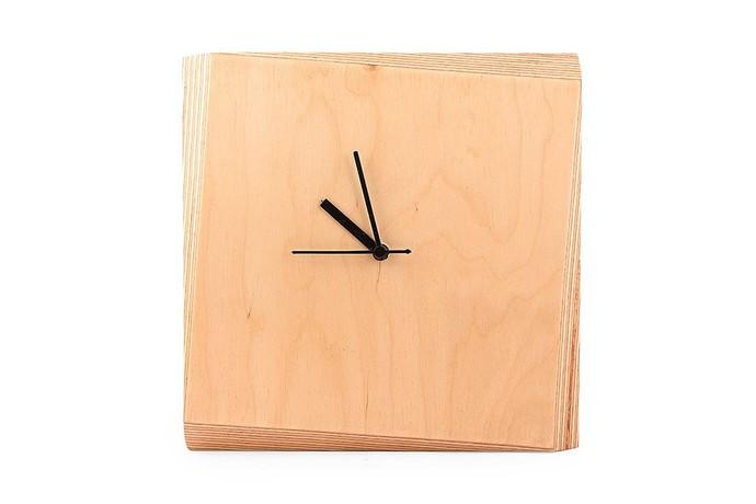 Paperplane Clock Clock By Objectry