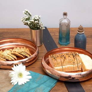 Meditation Urli Platter By Studio Coppre