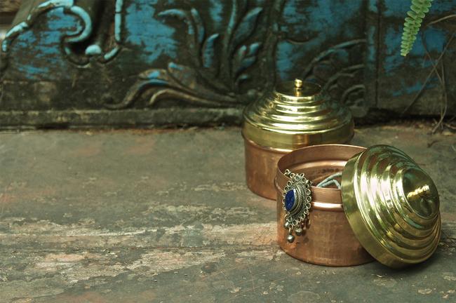 Heirloom Box Decorative Box By Studio Coppre