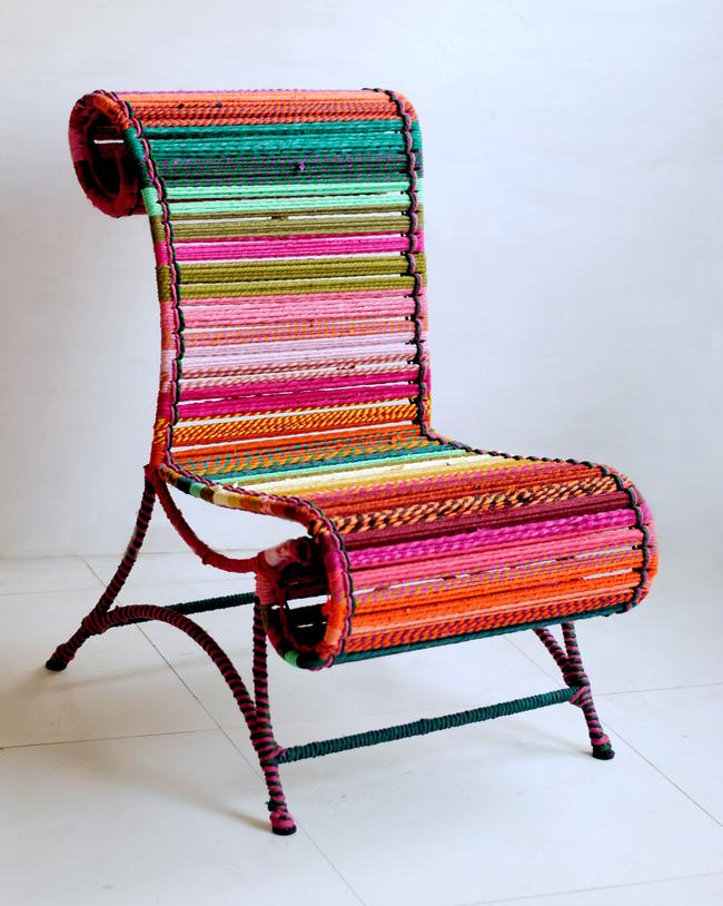 Athena Chair - In Arabian Sweets Furniture By Sahil & Sarthak