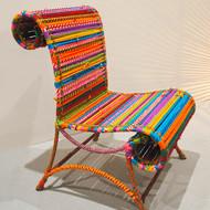 Athena chair multicolor