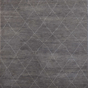 Indian Handmade Rugs 4X6 Hand Knotted Modern Wool Rugs Carpet and Rug By Jaipur Rugs