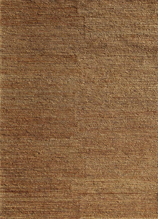 Indian Handmade Rugs 6X9 Flat Weaves Naturals Hemp Rugs by Jaipur Rugs, Contemporary Carpet and Rug, Jute, Brown color