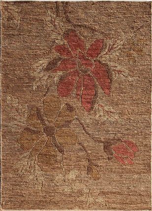 Indian Handmade Rugs 5X8 Flat Weaves Naturals Hemp Rugs Carpet and Rug By Jaipur Rugs