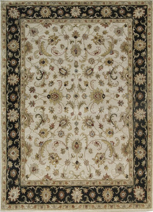 Indian Handmade Rugs 8X10 Hand Tufted Classic Wool Rugs Carpet and Rug By Jaipur Rugs