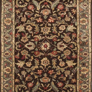 8X10 Hand Tufted Classic Wool Rugs Carpet and Rug By Jaipur Rugs