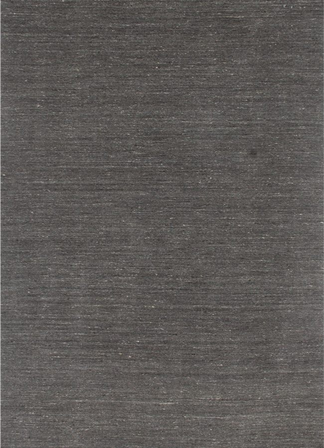 5X8 Hand Loom Solid Wool Rug Carpet and Rug By Jaipur Rugs