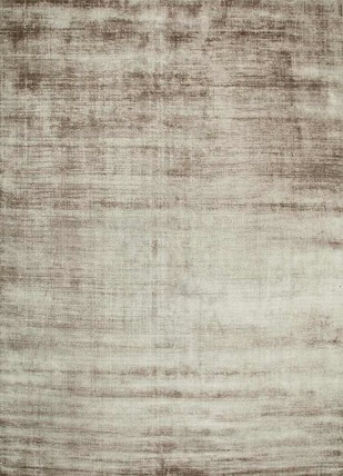 5X8 Hand Loom Solid Viscose Rug by Jaipur Rugs, Contemporary Carpet and Rug, Viscose, Beige color