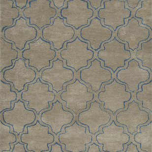 5X8 Hand Tufted Modern Wool Rugs Carpet and Rug By Jaipur Rugs