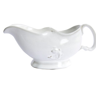 GRACE GRAVY BOAT Kitchen Ware By Ikka Dukka Studio Pvt Ltd