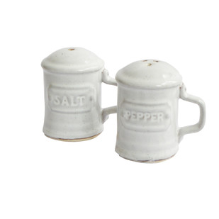 SAM & PIPPA SALT & PEPPER SET by Ikka Dukka Studio Pvt Ltd, Contemporary Kitchen Ware