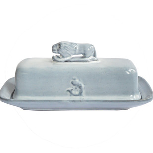 BRIGID BUTTER DISH Kitchen Ware By Ikka Dukka Studio Pvt Ltd
