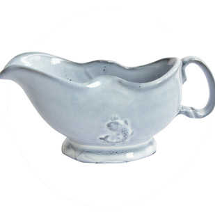 GRACE GRAVY BOAT by Ikka Dukka Studio Pvt Ltd, Contemporary Kitchen Ware