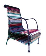 Love Chair In Alice in Wonderland Furniture By Sahil & Sarthak