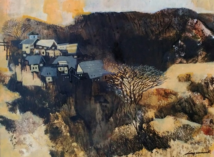 Landscape2 By Jayavanth Shettigar