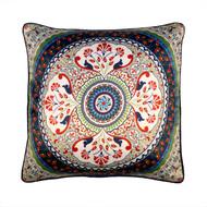Turkish Fervor Cushion Cover Cushion Cover By Kolorobia