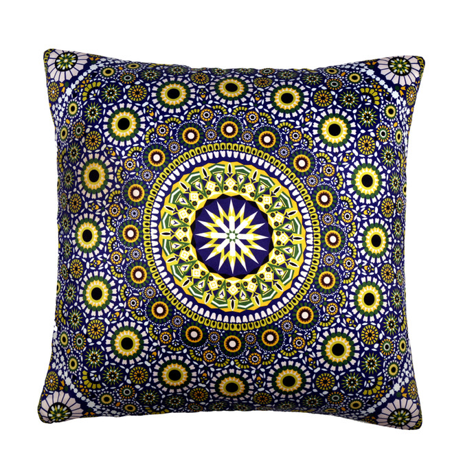 Moroccan Inspiration Cushion Cover Cushion Cover By Kolorobia