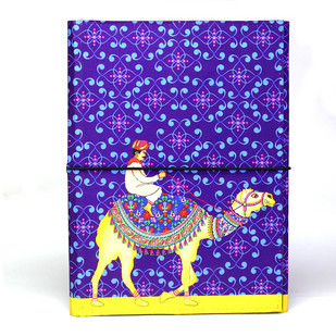 Camel Glory A5 Journal Notebook By Kolorobia