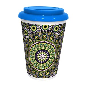 Moroccan Inspiration Coffee Mug Coffee Mug By Kolorobia