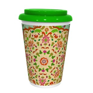 Ornate Mughal Coffee Mug Coffee Mug By Kolorobia